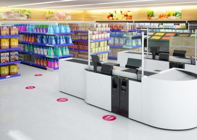 HOW GLORY'S CI-10 CAN IMPROVE THE RETAIL CASH CHAIN